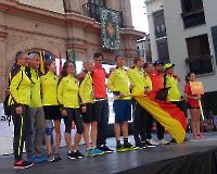 ULTRA TRAIL WORLD CHAMPIONSHIPS  2018 Penyagolosa/Spanien