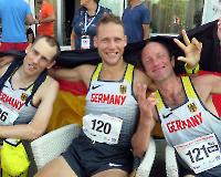 Team des Jahres 2018 - Männer - 100km-Nationalteam der Männer